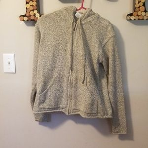 Columbia zip up sweater size small